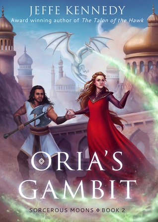 Book Report: Oria's Gambit by Jeffe Kennedy