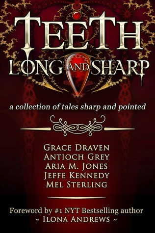 "Book Review! ""Teeth, Long & Sharp"""