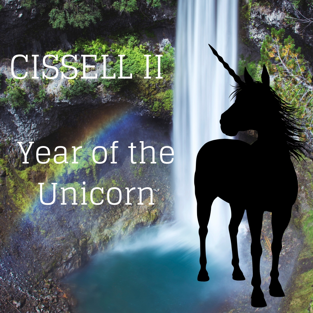 Happy New Year! The Year of the Unicorn (Cissell II)